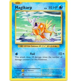 Pokemon Magikarp - 33/108 - Common
