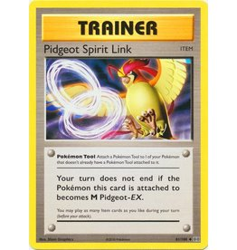 Pokemon Pidgeot Spirit Link - 81/108 - Uncommon