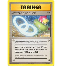 Pokemon Slowbro Spirit Link - 86/108 - Uncommon