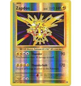 Pokemon Zapdos - 42/108 - Holo Rare Reverse Holo
