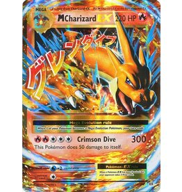 Pokemon Mega-Charizard EX - 13/108 - EX Holo Rare