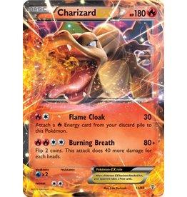 Pokemon Charizard-EX - 11/83 - Holo Rare ex