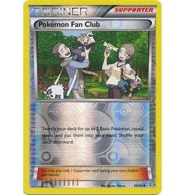 Pokemon Pokemon Fan Club - 69/83 - Uncommon - Reverse Holo