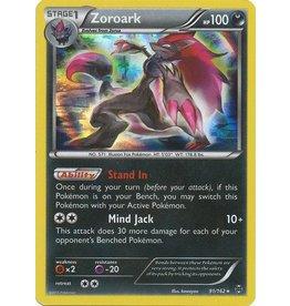 Pokemon Zoroark - 91/162 - Holo Rare