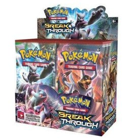 Pokemon XY - Breakthrough - Booster Box