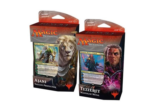 Intro packs and Planeswalker Deck