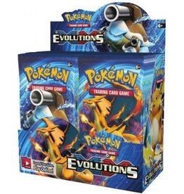 Pokemon XY - Evolutions - Box