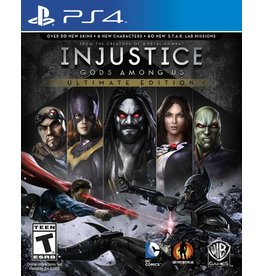 Warner Bros. Injustice: Gods Among Us Ultimate Edition - PS4