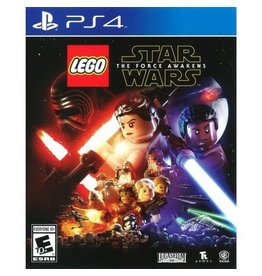Warner Bros. Lego Star Wars: The Force Awakens - Playstation 4