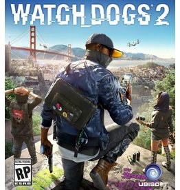 Ubisoft Watch Dogs 2 - Playstation 4