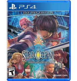 Square Enix Star Ocean Integrity and Faithlessness - Playstation 4 - Day Edition