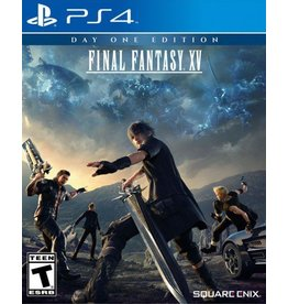 Square Enix Final Fantasy XV - Playstation 4