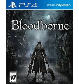 Sony Bloodborne - PS4