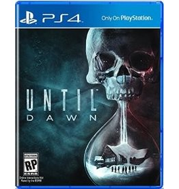 Sony Until Dawn - Playstation 4
