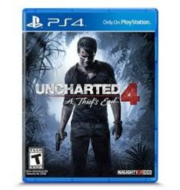 Sony Uncharted 4: A Thief's End - Playstation 4