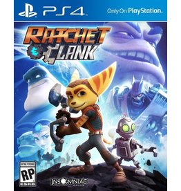 Sony Ratchet and Clank - Playstation 4