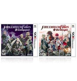 Nintendo Fire Emblem Fates: Conquest - 3DS