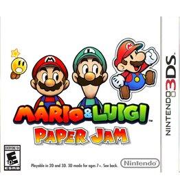 Nintendo Mario & Luigi Paper Jam - 3DS