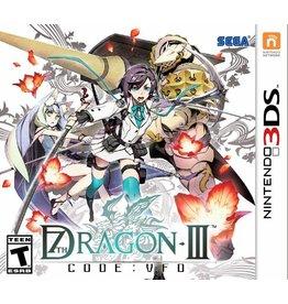 Nintendo 7th Dragon III Code: VFD - 3DS