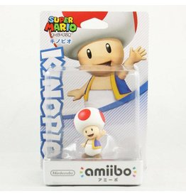 Nintendo Nintendo - Amiibo - Toad - Mario Series