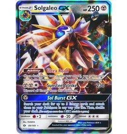 Pokemon Solgaleo GX - 89/149 - Ultra Rare