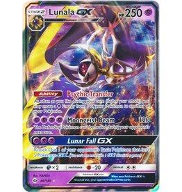 Pokemon Lunala GX - 66/149 - Ultra Rare