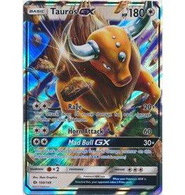 Pokemon Tauros GX - 100/149 - GX Rare