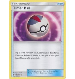 Pokemon Timer Ball - 134/149 - Uncommon