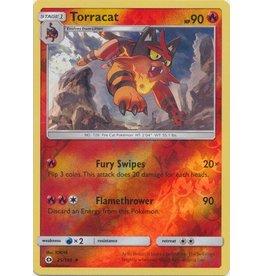 Pokemon Torracat - 25/149 - Uncommon Reverse Holo
