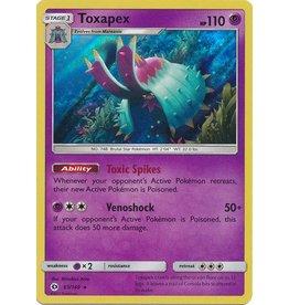 Pokemon Toxapex - 63/149 - Holo Rare