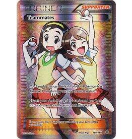 Pokemon Teammates - 160/160 - Full Art