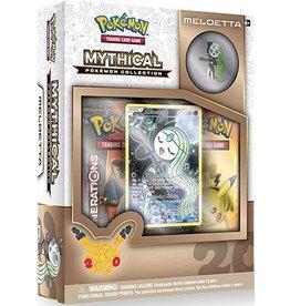 Pokemon Mythical Pokemon Collection - Meloetta