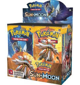 Pokemon Sun & Moon - Sun & Moon - Booster Box
