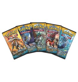 Pokemon Sun & Moon - Sun & Moon Base Set - Booster