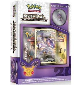 Pokemon Mythical Pokemon Collection - Genesect