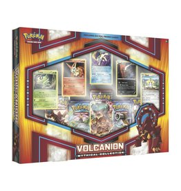 Pokemon Mythical Pokemon Collection - Volcanion