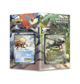Pokemon Pokemon - Battle Arena Decks - Rayquaza vs Keldeo