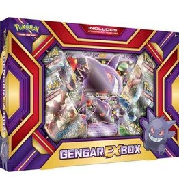 Pokemon Pokemon - Gengar-EX Box