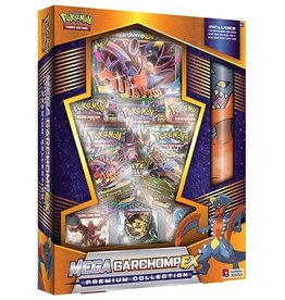 Pokemon Pokemon - Mega Garchomp-EX Collection