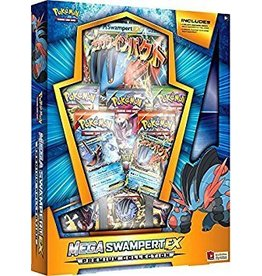 Pokemon Pokemon - Mega Swampert-EX Premium Collection