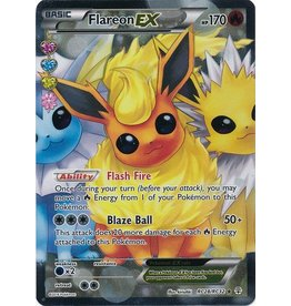Pokemon Flareon-EX - Full Art