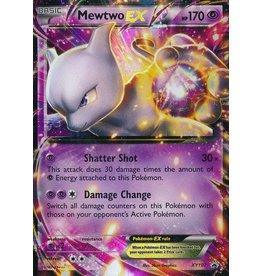 Pokemon Mewtwo EX - XY107 - Ultra Rare Promo