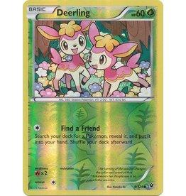 Pokemon Deerling - 8/124 - Common Reverse Holo