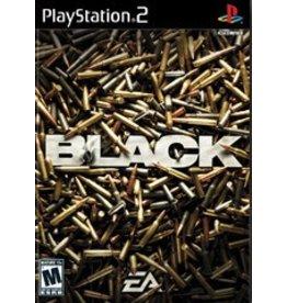 EA Black - PS2