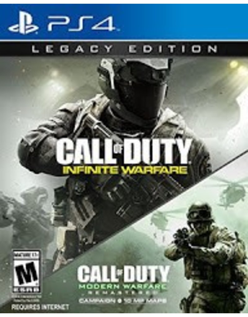 Activision Call of Duty: Infinite Warfare - Legacy Pro Edition - PS4