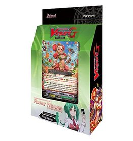 Bushiroad Vanguard - GTD12 - Flower Princess of Abundant Blooming - Trial Deck