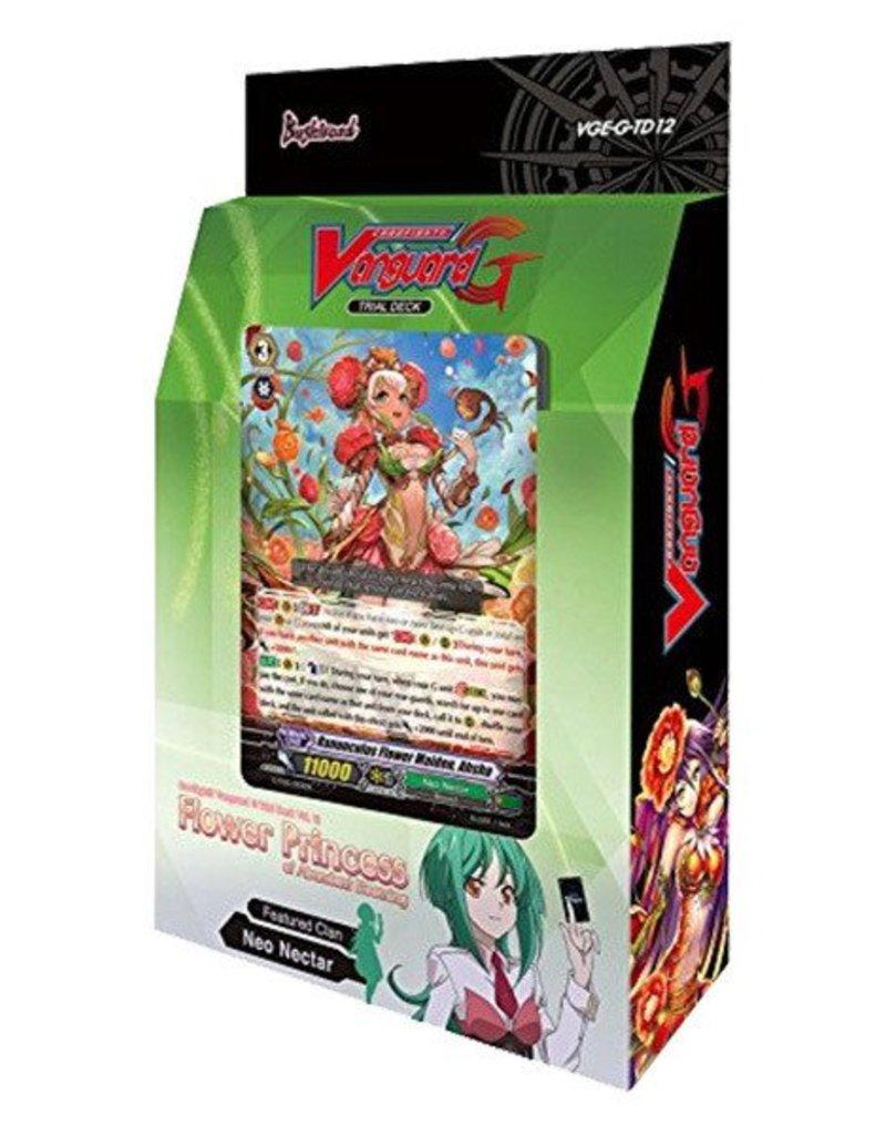 Bushiroad Vanguard - GTD12 - Flower Princess of Abundant Blooming - Trial Deck