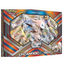 Pokemon Pokemon - Lycanroc GX Box