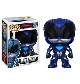 Funko Pop! Movies - Power Rangers - Blue Ranger 399