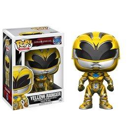 Funko Pop! Movies - Power Rangers - Yellow Ranger 398